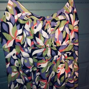 Boden made inTurkey Dress fully lined 100% cotton